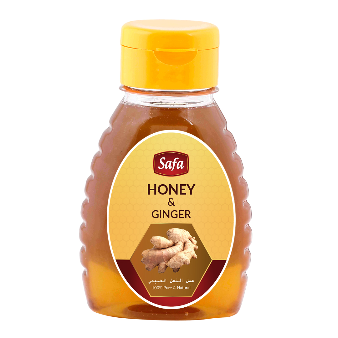 Honey with Ginger