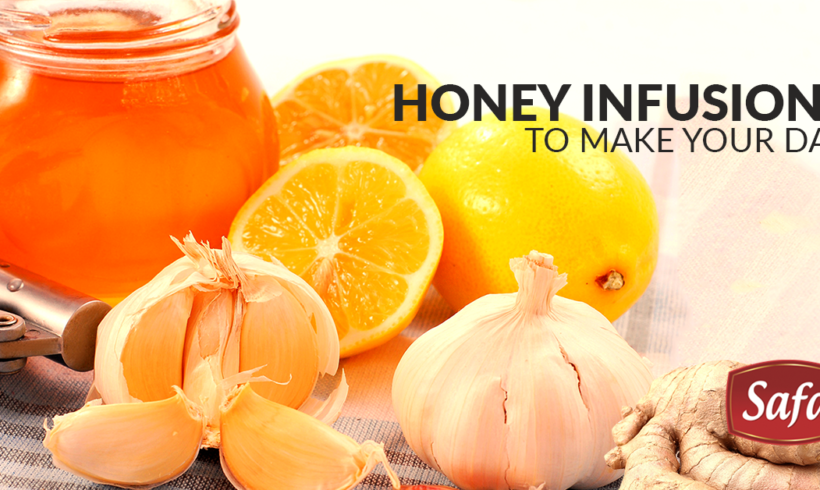 Honey Infusions to Make Your Day