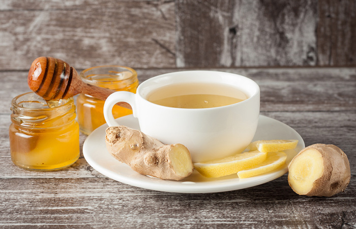 Flush out the toxins with Ginger Honey